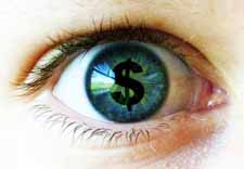 Eye potential salaries for free